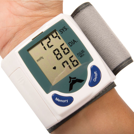 Bild på Blodtrycksmätare handled
