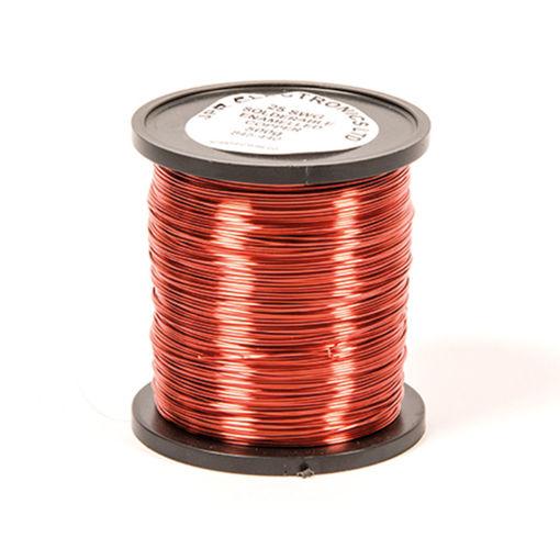 Bild på Tråd koppar lackad 0,5mm/290m
