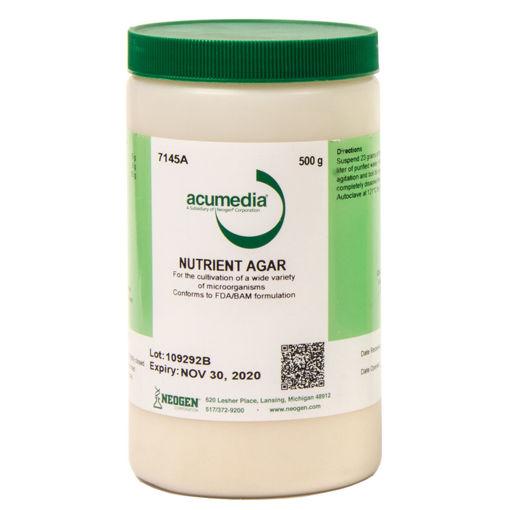 Bild på Agar Nutrient pulver /500g