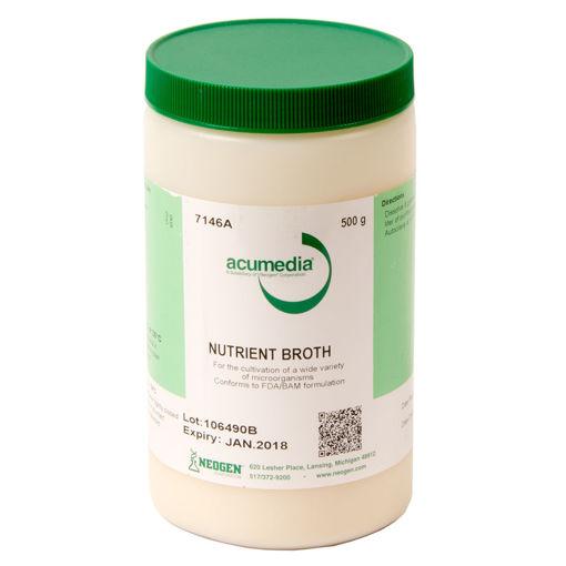 Bild på Näringspulver Nutrient broth /500g