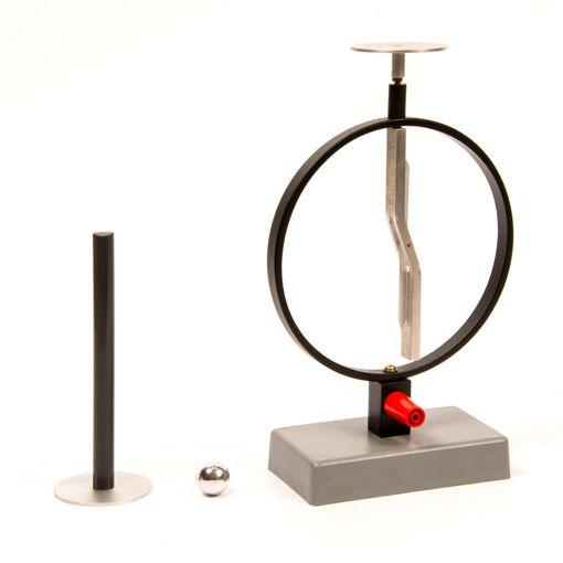 Bild på Elektroskop rund
