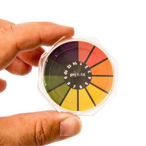 Bild på pH-papper rulle Eco