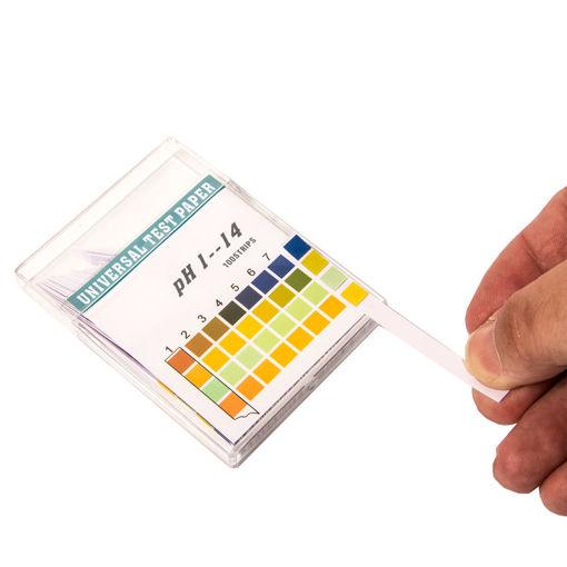 Bild på pH-Indikatorsticka Eco /100st