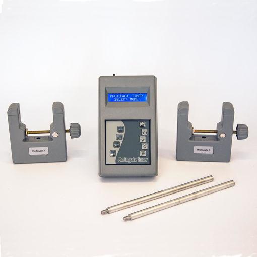 Bild på Tidräknare med fotoceller