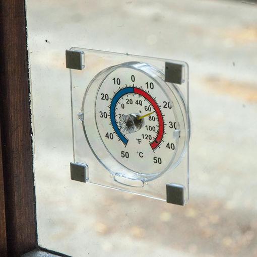 Bild på Fönstertermometer