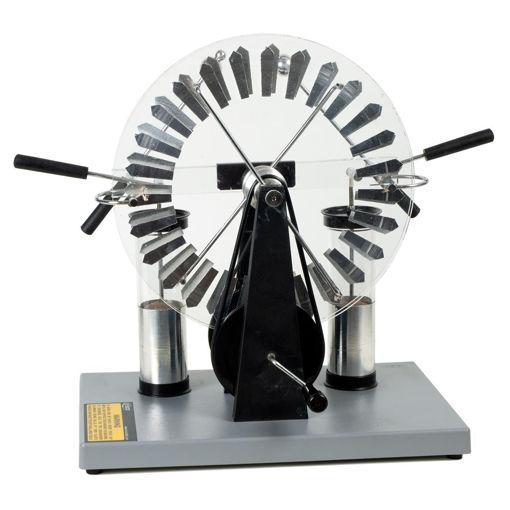 Bild på Influensmaskin