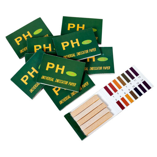 Bild på pH-papper häfte Eco/10fp