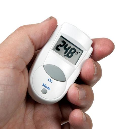 Bild på IR termometer