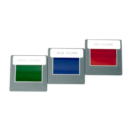 Bild på Färgfilter primärfärgerna /3 st