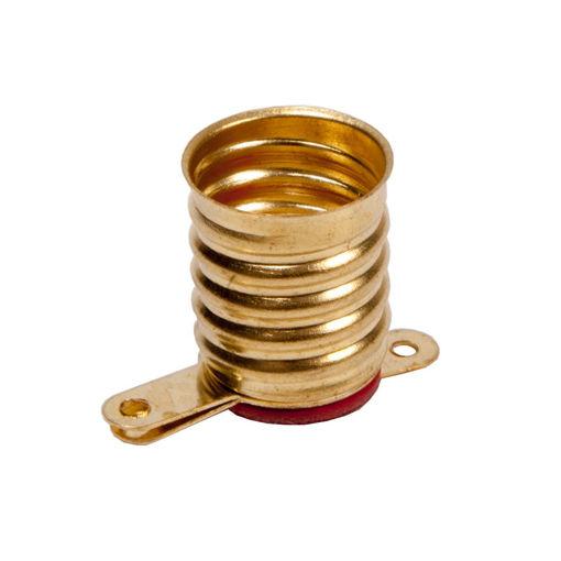 Bild på Lamphållare metall /50st