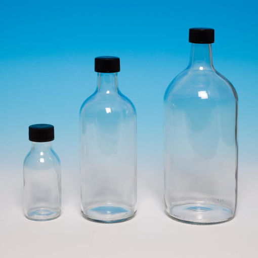 Bild på Flaska - klarglas