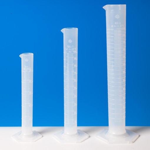Bild på Mätcylinder - plast
