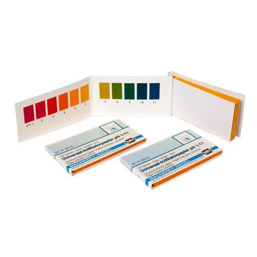 Bild på pH-papper häfte /100st, 90203