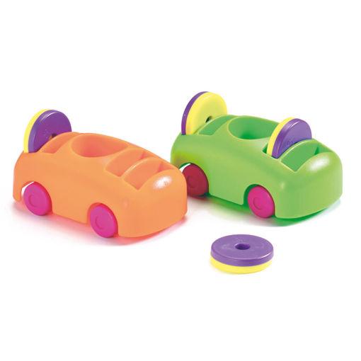 Bild på Magnetiska bilar