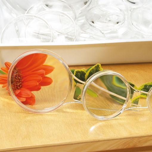 Bild på Förstoringsglas  Ø 80mm, 3x, 5x