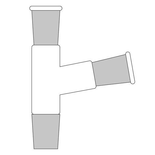 Bild på Destillationsadapter