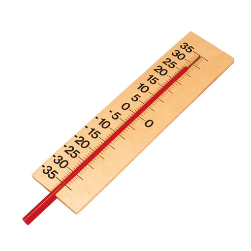 Bild på Termometermodell