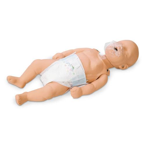 Bild på HLR baby räddningsdocka W44570 1005745