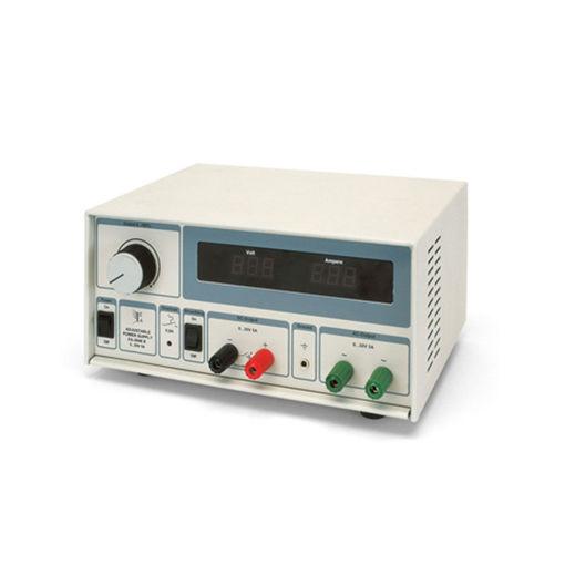 Bild på Nätaggregat 3B 0-30V 0-5A AC/DC