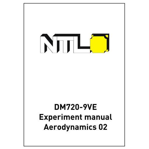 Bild på Experimentmanual Aerodynamik