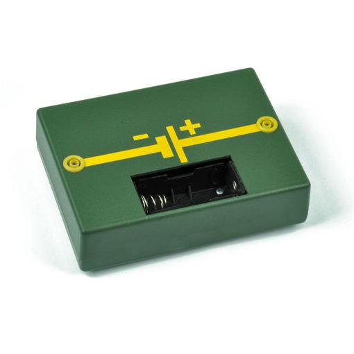 Bild på MBD Batterihållare 1,5V, magnetisk