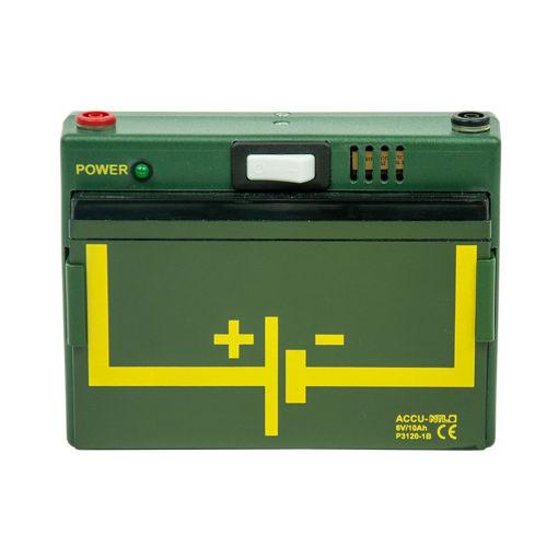 Bild på MBI-laddningsbart batteri 6V/10Ah