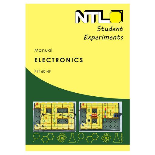 Bild på Experimentmanual Elektronik