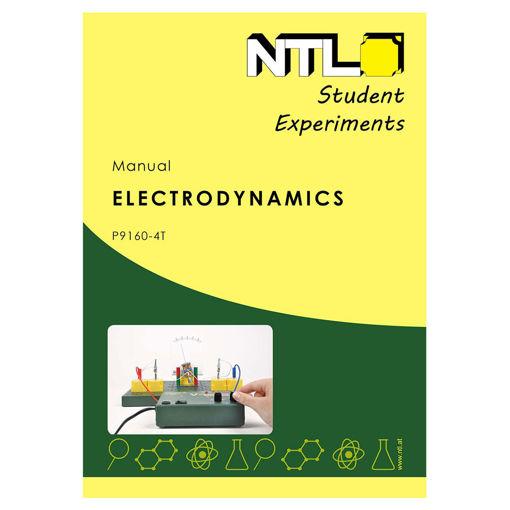 Bild på Experimentmanual Elektrodynamik