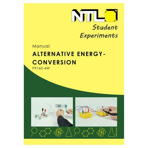 Bild på Experimentmanual Energiomvandling
