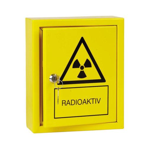 Bild på Förvaringsskåp radioaktiva preparat