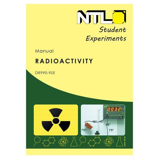 Bild på Experimentmanual Radioaktivitet