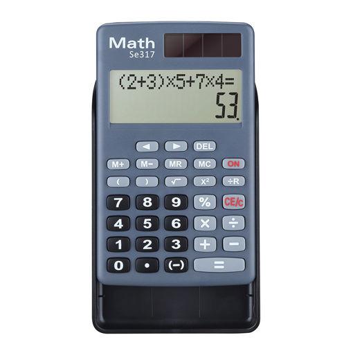 Bild på Miniräknare Math Se317