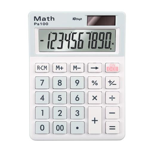 Bild på Bordsräknare Math Ps100
