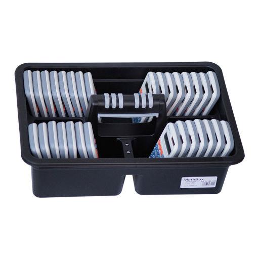 Bild på Förvaringslåda för miniräknare eller mobiltelefoner