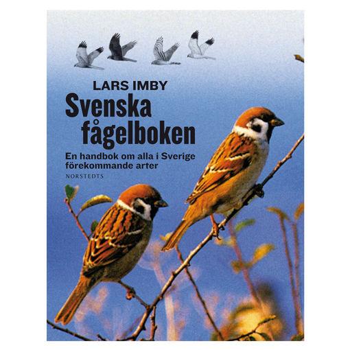 Bild på Nya svenska fågelboken /Imby