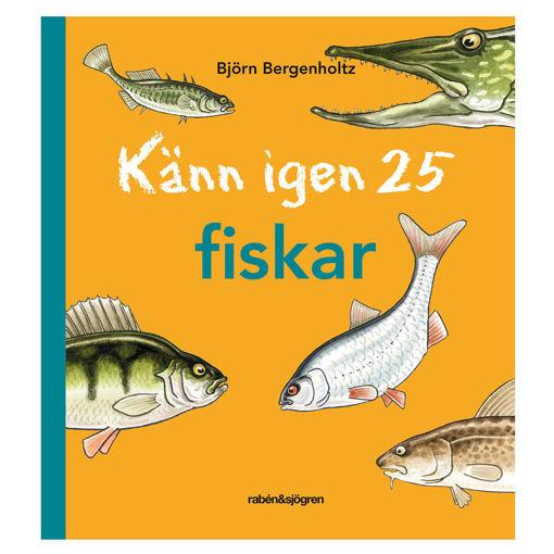 Bild på Känn igen 25 fiskar