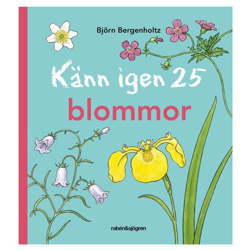 Bild på Känn igen 25 blommor
