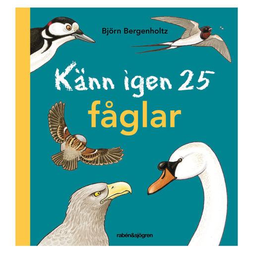 Bild på Känn igen 25 fåglar