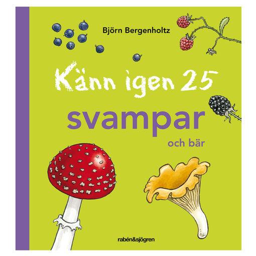 Bild på Känn igen 25 svampar och bär