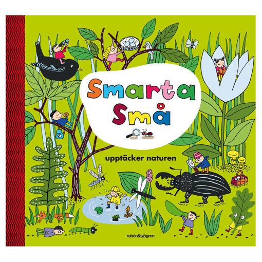 Bild på Smarta små upptäcker naturen /Fonstad