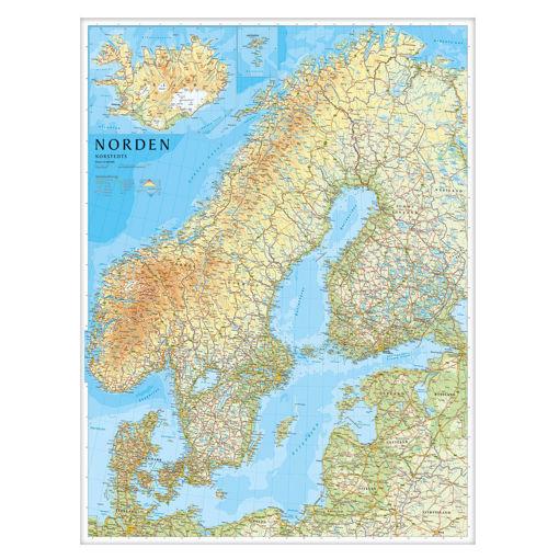 Bild på Nordenkarta