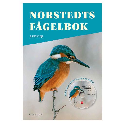 Bild på Norsteds fågelbok & CD