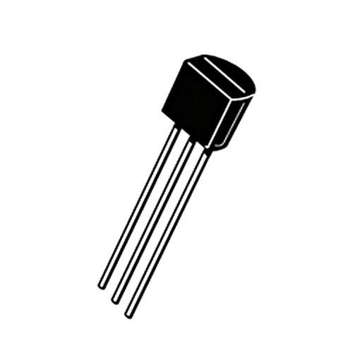 Bild på Transistor BC547 NPN /10st