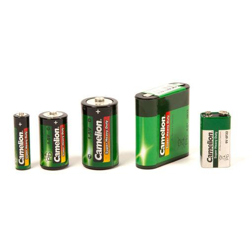 Bild på Batterier