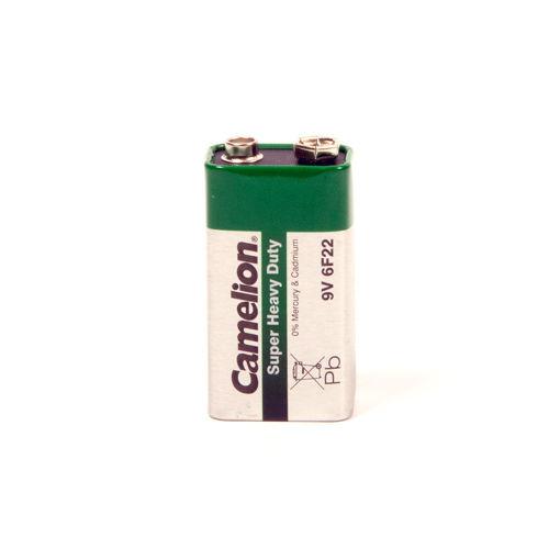 Bild på Batteri 9V 6F22 /12st