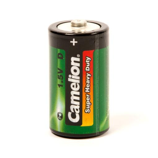 Bild på Batteri 1,5V R20/D /12st