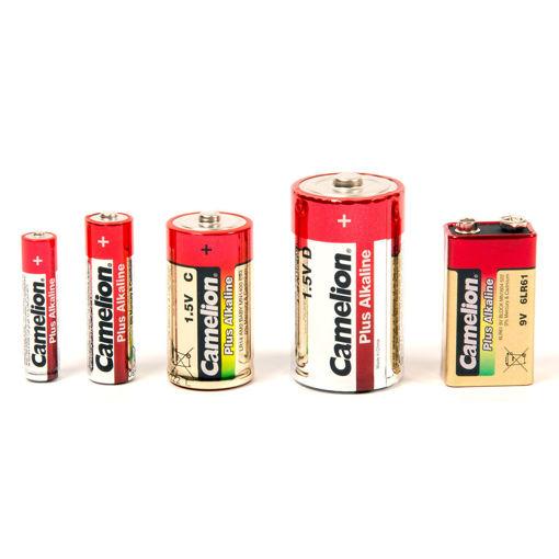 Bild på Batterier - Alkaliska