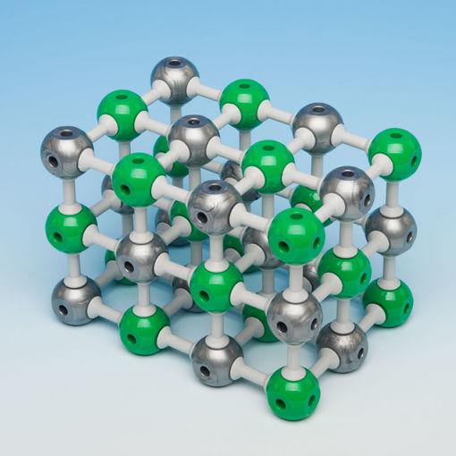 Bild på Molekylm. natriumklorid