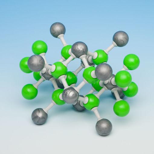 Bild på Molekylm. kalciumfluorid