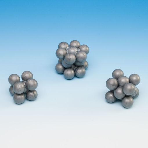 Bild på Molekylm. järn, zink, koppar